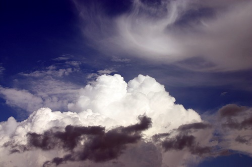 clouds formation types and properties